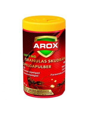 Sipelgapulber vaarao- ja mustale sipelgale Arox