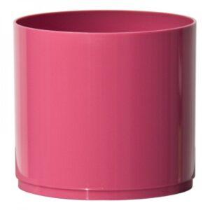 Lillepott Miu 9cm roosakas