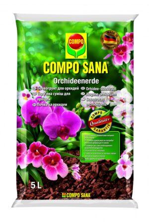 Orhideemuld Compo 5L