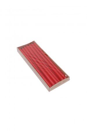 Antiikküünal punane 12tk