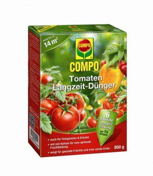 Pikaajaline tomativäetis 6-kuud Compo 850g