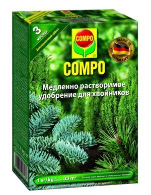 Pikaajaline okaspuuväetis 3-kuud Compo 1kg
