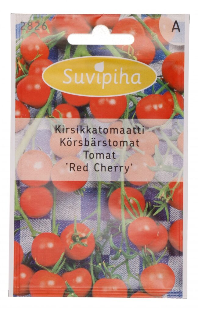 Tomat Red Cherry 0;3g