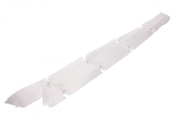 Rosettpael Plast 48mm valge 25 tk/pakis