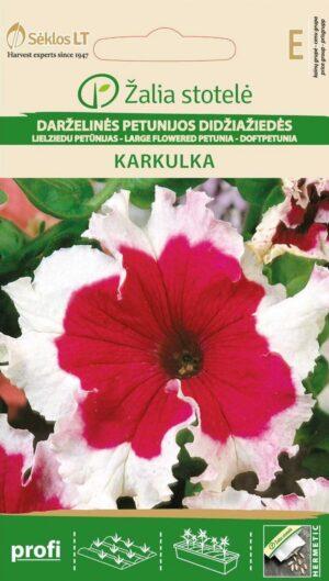 Petuunia Karkulka - Petunia hybrida grandiflora