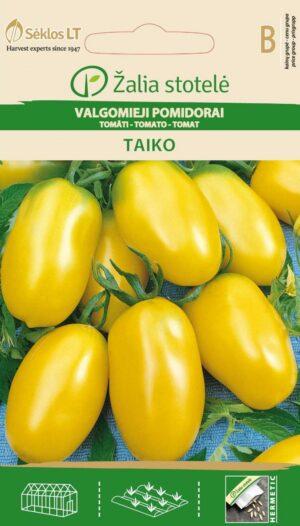 Tomat Taiko - Solanum lycopersicum L.