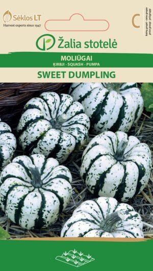 Kõrvits Sweet Dumpling - Cucurbita pepo L.