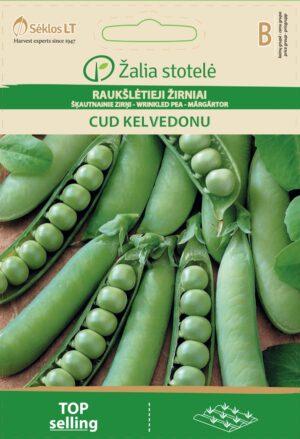 Hernes Cud Kelvedonu - Pisum sativum L. (partim)