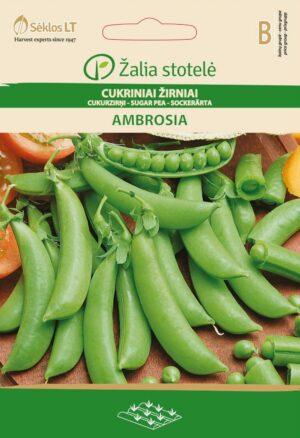 Hernes Ambrosia - Pisum sativum L. (partim)