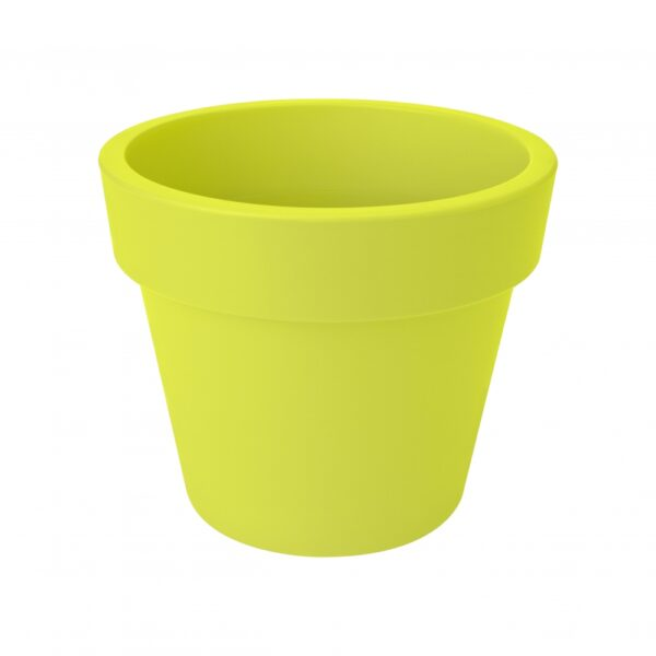 Istutuspott Green Basics Top 30cm lime