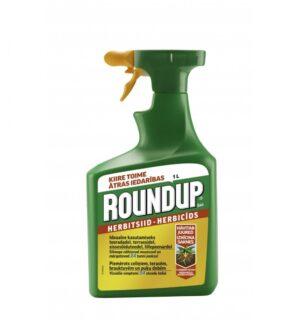 Roundup Quick valmislahus sprei 1L