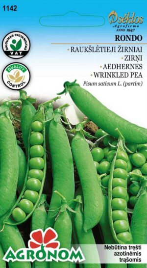 Hernes Rondo - Pisum sativum L. (partim)