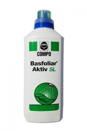 Väetis BIO Basfoliar Aktiv NPK 3-27-18 +me +ekstra 1L