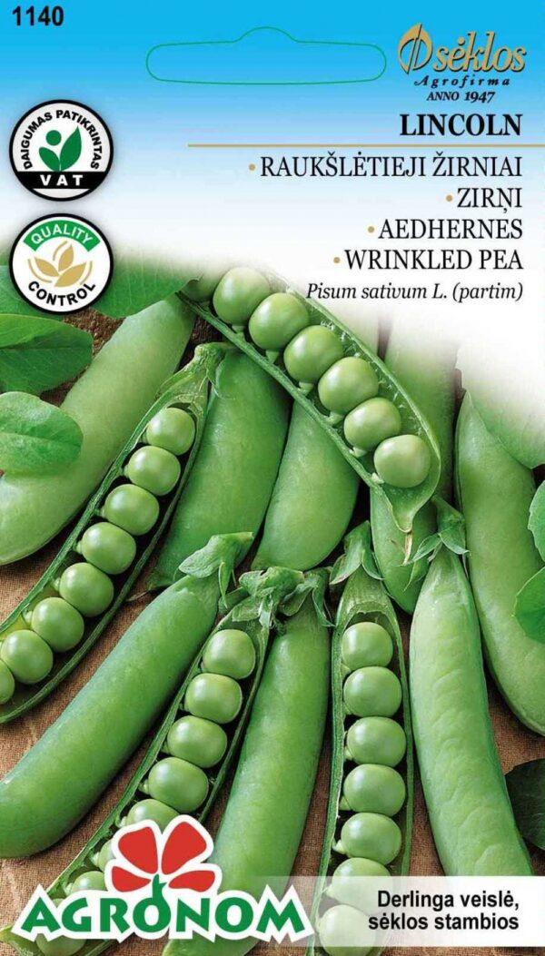 Hernes Lincoln - Pisum sativum L. (partim)