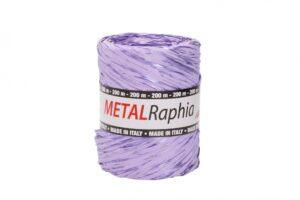 Niinepael metallik 15mm x 200m lilla