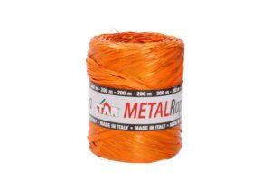 Niinepael metallik 15mm x 200m oranz