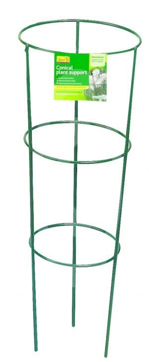 Taimetugi ring koonus 26 x 60cm roheline
