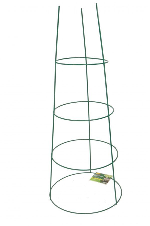 Taimetugi ring koonus 32 x 75cm roheline
