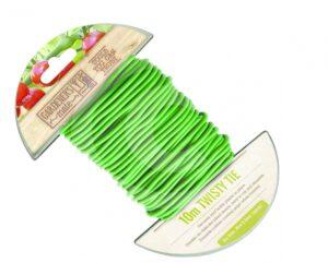 Taimesidumistraat pehme kattega 10m roheline