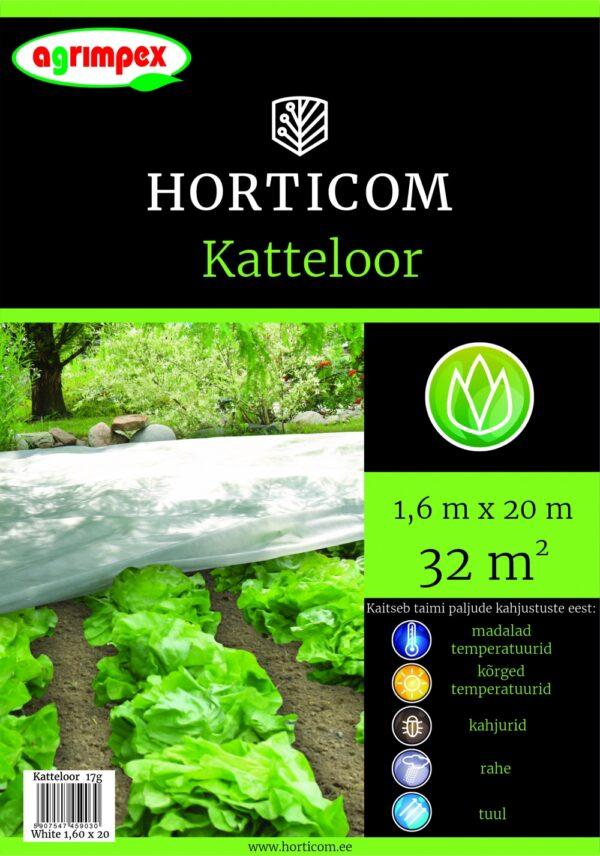 Katteloor Agritex 17g 2;10 x 20m mini rull