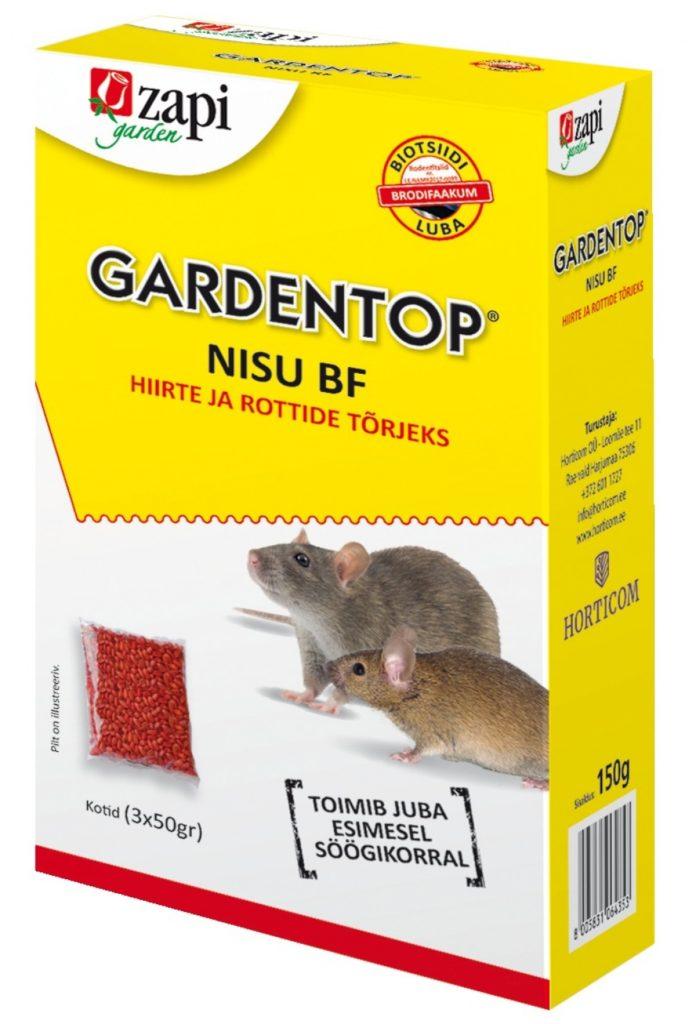 Rotimürk Gardentop Nisu 150g