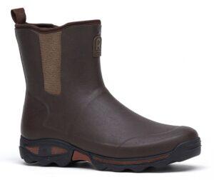 Madalad kummikud meestele neopreen Clean Boot