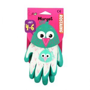 Kindad lastele linnukene Margot