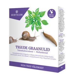 Tigude graanulid Horticom 100g