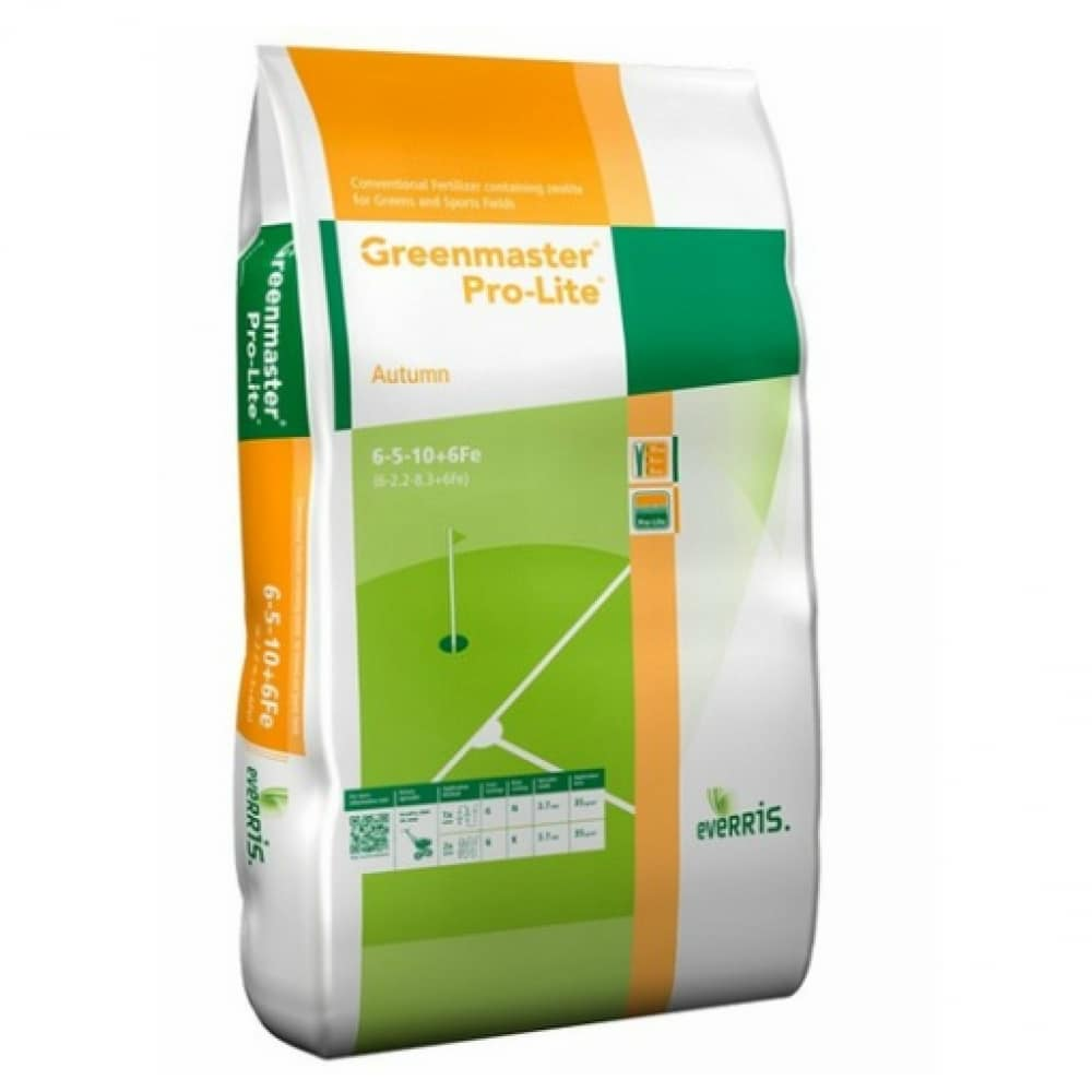 Sügisväetis murule Greenmaster ProLite Autumn Mg 6-5-11 +3MgO 25kg